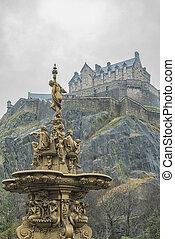 Edinburgh Ross Fountain