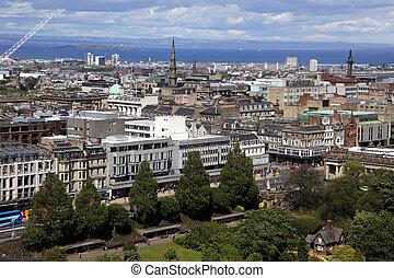 Edinburgh, Scotland , UK
