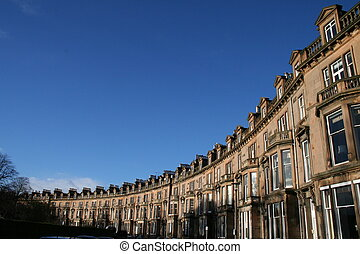Edinburgh Terrace - Terrace of Town Houses in the heart of...