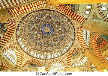 edirne, moschea, selimiye