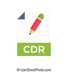 edit  flat color icon