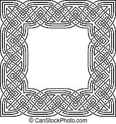 celtic border