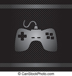 game console theme - editable game console theme vector...