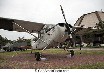 Editorial use only Decommission Plane of Thai Army place ...