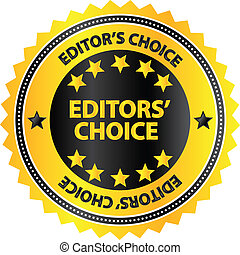 Editors Choice Quality Product