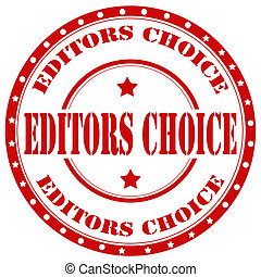 Editors Choice-stamp