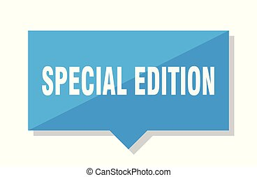 edizione, cartellino del prezzo, speciale