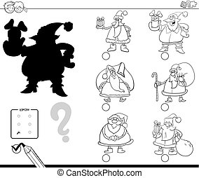 edu shadow 264 bw - Black and White Cartoon Illustration of ...