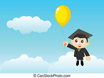 educação, alto