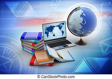 educação, conceito