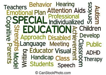 educação, especiais