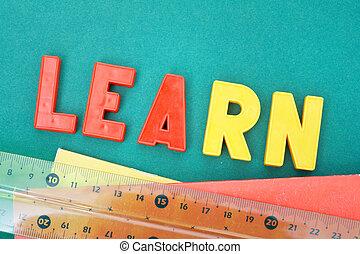 educação, tema
