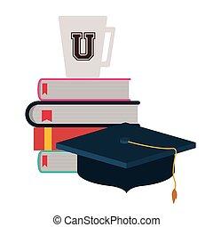 educação universidade, desenho