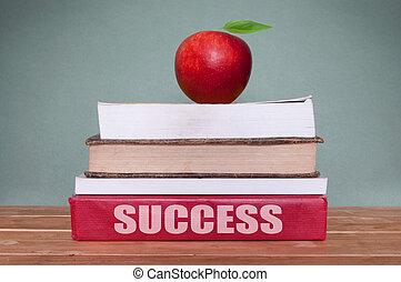 educación, éxito