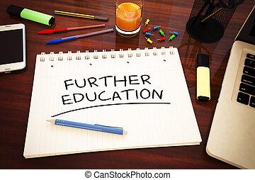 educación adicional