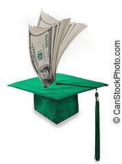 educación, cost.