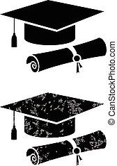 educación, taza