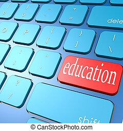 education, clavier