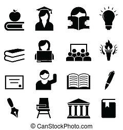 education, collège, plus haut