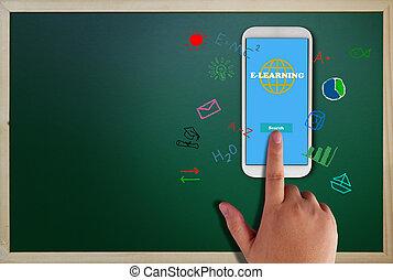 Education Concept Background