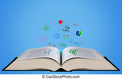 education, concept, fond
