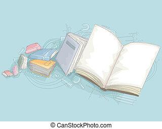Education Design of Books