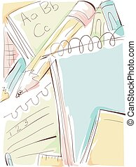 Education Design Sketch