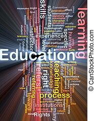 education, fond, concept