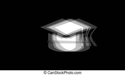 Education, Graduation cap, University hat icon Vintage...