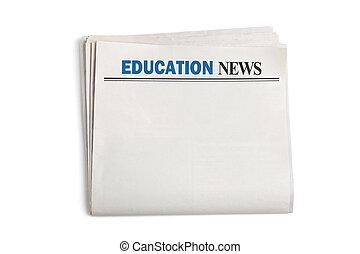 education, nouvelles