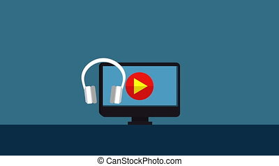education on line with desktop animation - education on line...