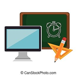 education online elearning icon