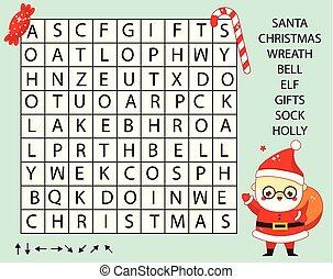 Ninos Ano Navidad Juego Nuevo Laberinto O Lapices O