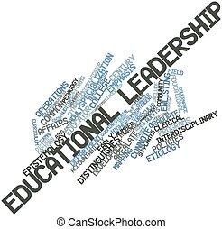 educativo, liderazgo