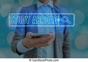 educativo, studio, opportunità, paese, abroad., esposizione, connection., tecnologia, straniero, foto, web, testo, perseguire, concettuale, digitale, ricerca, informazioni, futuristico, rete, segno