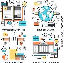 educazione, conoscenza
