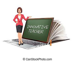 eduquer enseignant, innovateur