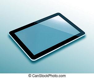 edv, tablette pc
