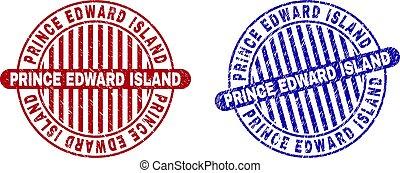 edward, grunge, île, prince, filigranes, textured, rond