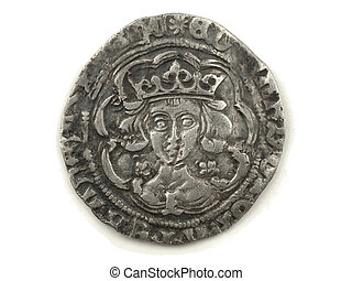 edward, iv, 1464-1470, moneda, plata