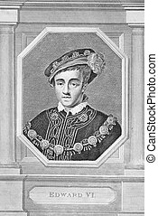 Edward VI King of England