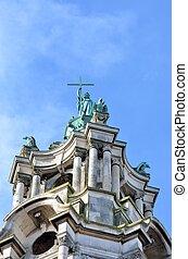Edwardian Town Hall Top