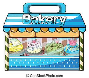een, bakkerij