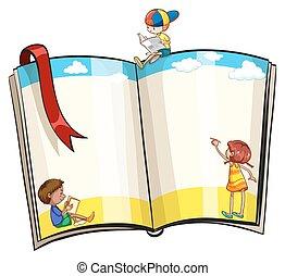 een, boek