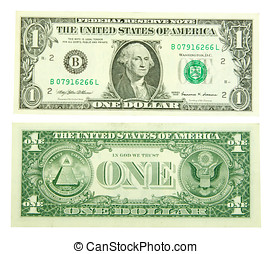 een dollar
