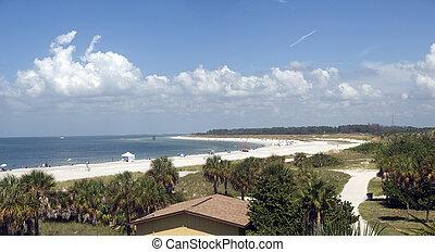 een, florida, strand