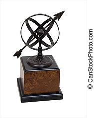 eenvoudig, astrolabe