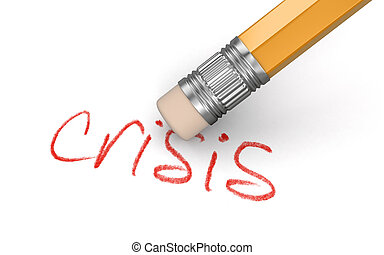effacer, crise