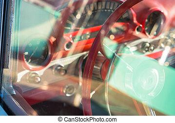 effect., årgång, avbild, ), bearbetat, (, filtrera, bil