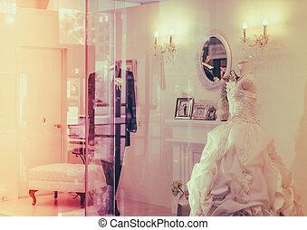 effect., vendimia, imagen, ), ventana, (, boda, filtrado,...